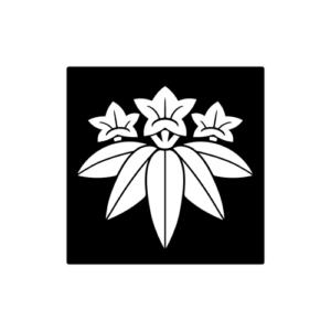 浪岡氏-笹竜胆