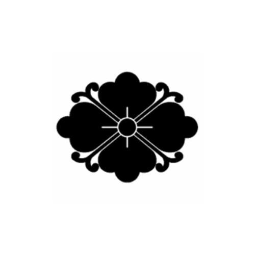 津軽家初代当主-蔓花菱