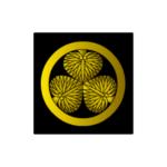 松平氏-丸に三つ葉葵