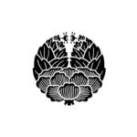 津軽家-杏葉牡丹